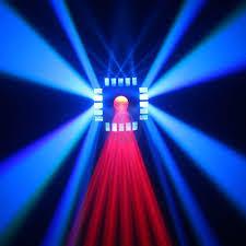 lichteffect cubix huren
